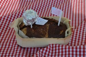 Mondlandungs-Kuchen